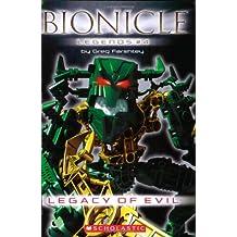 Legacy of Evil (Bionicle Legends, Band 4)
