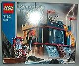 Lego 8802 KNIGHTS KINGDOM Dark Fortress Landing - LEGO