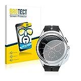 2X BROTECT HD Clear Bildschirmschutz Schutzfolie für LG Watch Urbane 2nd Edition (kristallklar, extrem Kratzfest, schmutzabweisend)