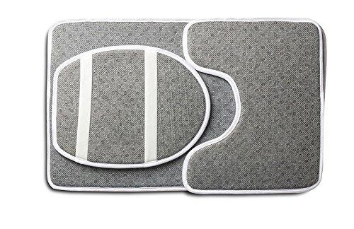 Set Da Bagno Moderno : Coloranimal set di tappetini da bagno composto da pezzi