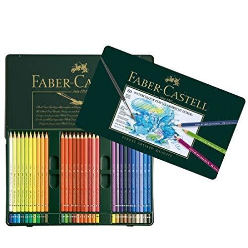 Faber Castell Albrecht Dürer watercolour pencil, tin of 60