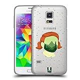 Head Case Designs Ruhiger Wald Landschaft Portrait Ruckseite Hülle für Samsung Galaxy S5 Mini