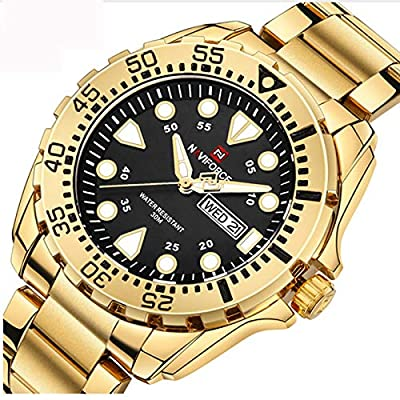 Reloj Impermeable para Hombres De Prensa Personalidad De Moda Hombres Reloj Impermeable para Hombres