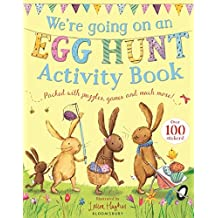 We're Going on an Egg Hunt Activity Book