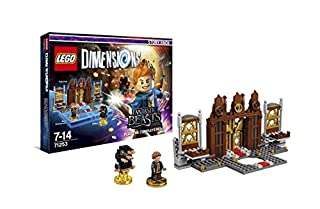 Jeu vidéo 'Lego Dimensions' - Les Animaux Fantastiques : Pack Histoire by Story Pack Fantastic Beasts (B01H0GAGGE) | Amazon Products