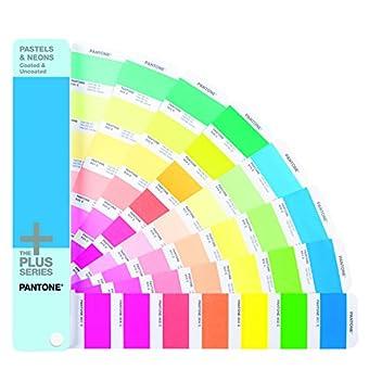 Pantone Pastels Neons Carta de Color, GG1504