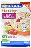 Bjorg Porridge Figue Framboise Bio 375g - Lot de 3