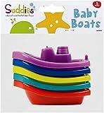 Little Stars Baby Bath Time Boats