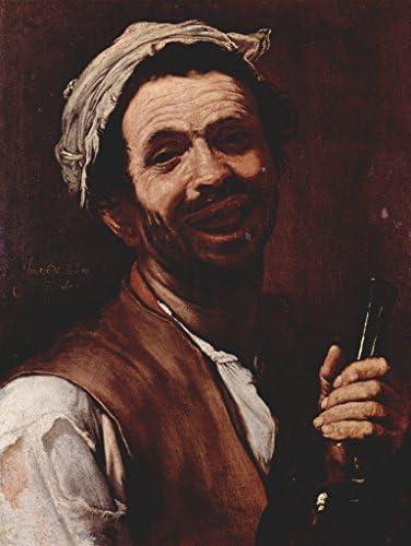 Lais Puzzle José de Pieces Ribera - Le Buveur 200 Pieces de 54739b