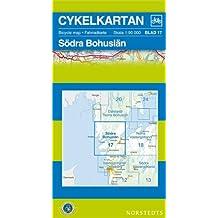 Bohuslan South Cycling Map: SE.CYK.17