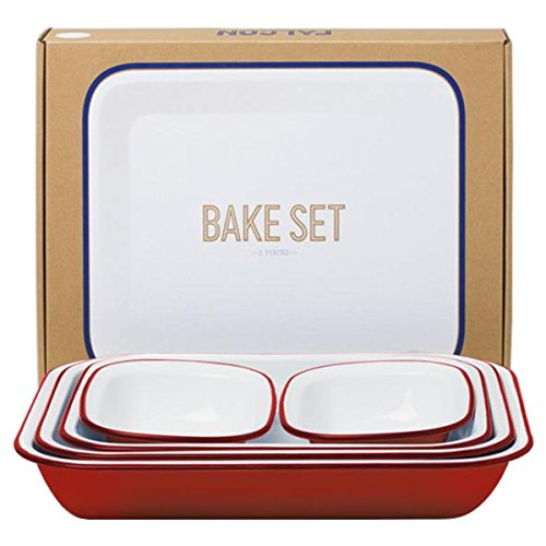 falcon-enamelware-bake-set-pillarbox-red-great-home-and-cookware-accessory-range