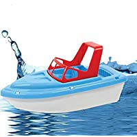 Dazzling Toys Bath and Sand Speed-boat (D341)