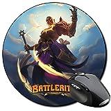 Battlerite Sirius Tapis De Souris Ronde Round Mousepad PC