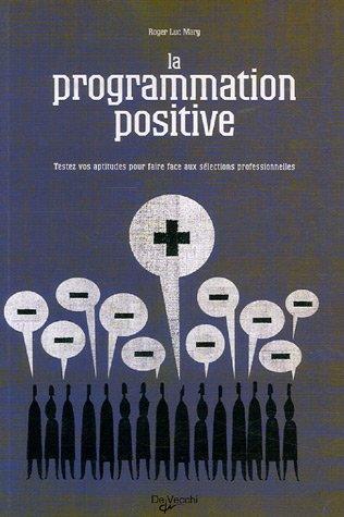 La programmation positive