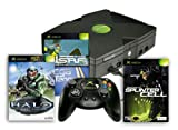 Xbox Console with Sega GT 2002, Jet Set Radio Future, Splinter Cell & FREE copy of Halo