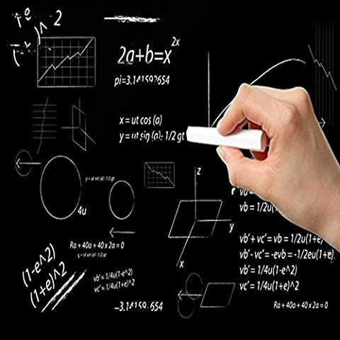 Pingenaneer PVC Blackboard Wall Sticker Erasable Teaching Graffiti Blackboard Wallpaper 200 cm x 60