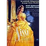 Sissi Plakat Movie Poster (27 x 40 Inches - 69cm x 102cm) (1955) German