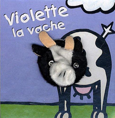 Violette la vache par Klaartje Van der Put