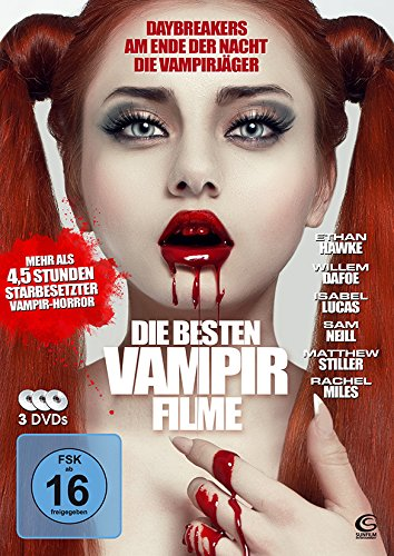 me - 3 Blockbuster in einer Box (3 DVDs) (Halloween-vampir-filme)