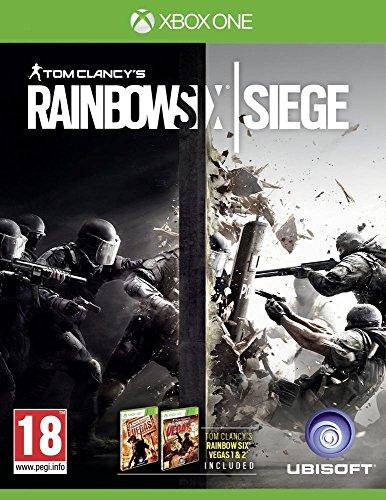 Tom Clancy\'s, Rainbow Six, Siege  Xbox One