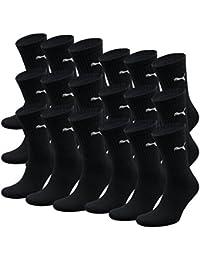Puma Unisexe Chaussettes de sport dans sa Puma marque de qualité. Paire 9
