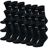 Puma 9 pair Sport Socks Tennis Socks Gr. 35-49 Unisex