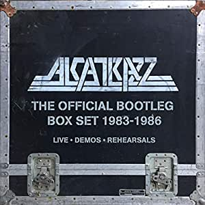 The Official Bootleg Box Set 1983-1986/Clamshell Box Set