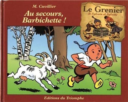 Sylvain et Sylvette Grenier G03 - Au secours, Barbichette!