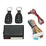 kkmoon Universal-Funkschlüssel fürs Auto/Zentralverriegelung, Autotürschloss, System mit Schlüsseln, Empfänger und Kabeln