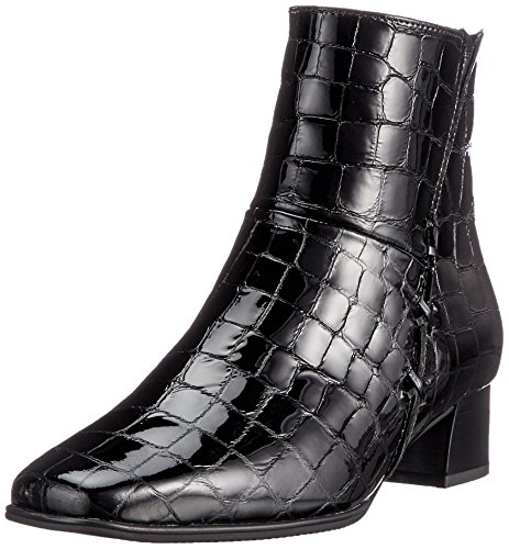 Gabor Ladies Comfort Basic Boots Black (nero (mel.))