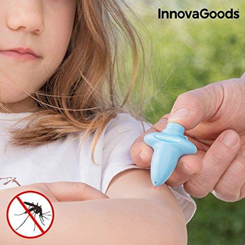 GKA Stick gegen Juckreiz bei Mückenstichen frei von Chemikalien bis 3000 Einsätze Mückenstiche Jucken Mücken Mückenstich Mücke