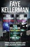 Peter Decker 3-Book Thriller Collection: False Prophet, Grievous Sin, Sanctuary (Peter Decker and Rina Lazarus Series)