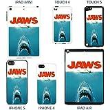 Póster de la película Classic carcasa para Apple–No. A1, A1278 - Jaws - White, iPhone 5C
