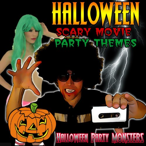 Halloween Scary Movie Party Themes [Clean]