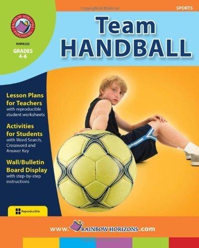 Team Handball by Troy Frick (2001) Paperback par Troy Frick