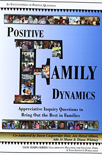 Positive Family Dynamics: Appreciative Inquiry Questions to Bring Out the Best in Families