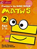 Practice in the Basic Skills (7) – Maths Book 2
