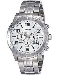 Citizen Chronograph White Dial Men's Watch - AN8130-53A