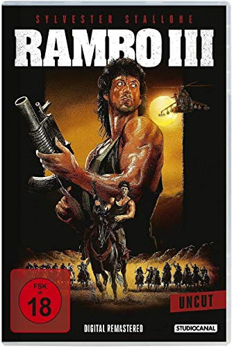 Rambo III (Uncut, Digital Remastered)