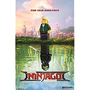 Lego Ninjago - Lloyd Poster Drucken (55,88 x 86,36 cm)
