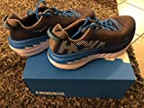 Hoka One One Bondi 5 Charcoal Grey True Blue 44