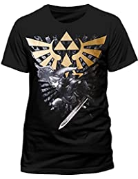 Nintendo Herren, T-Shirt, ZELDA