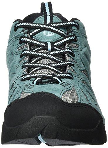 Merrell - Capra, Chaussures De Randonnée Pour Femme Blue (sea Pine)