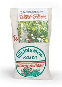 Erba GHZ 108555-B capitano verde con fiori di campo 1 kg