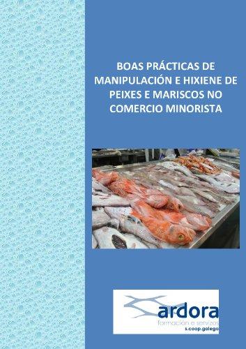 MANIPULACIÓN E HIXIENE DE PEIXES E MARISCOS (Galician Edition)