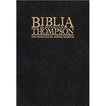 La Biblia de Referencia Thompson-RV 1960 / Thompson Chain Reference Bible-RV 1960