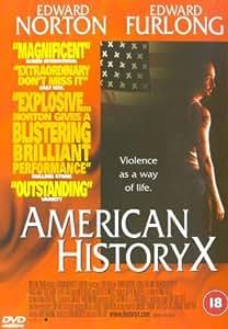 American History X [DVD] [1999]