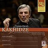Piano Concerto & Amazons Suite & Conjugations