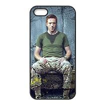 Homeland 1 coque iPhone 5 5S cellulaire cas coque de téléphone cas téléphone cellulaire noir couvercle EOKXLLNCD24419