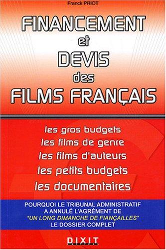 Financement et devis des films français